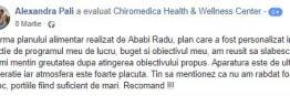 rezultate nutritie cluj chiromedica 9