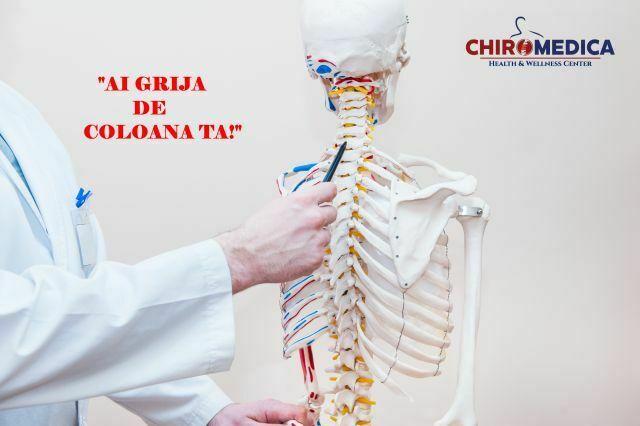 ziua mondiala a coloanei vertebrale