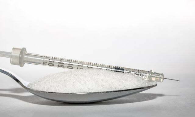 Mancarea ucide diabet
